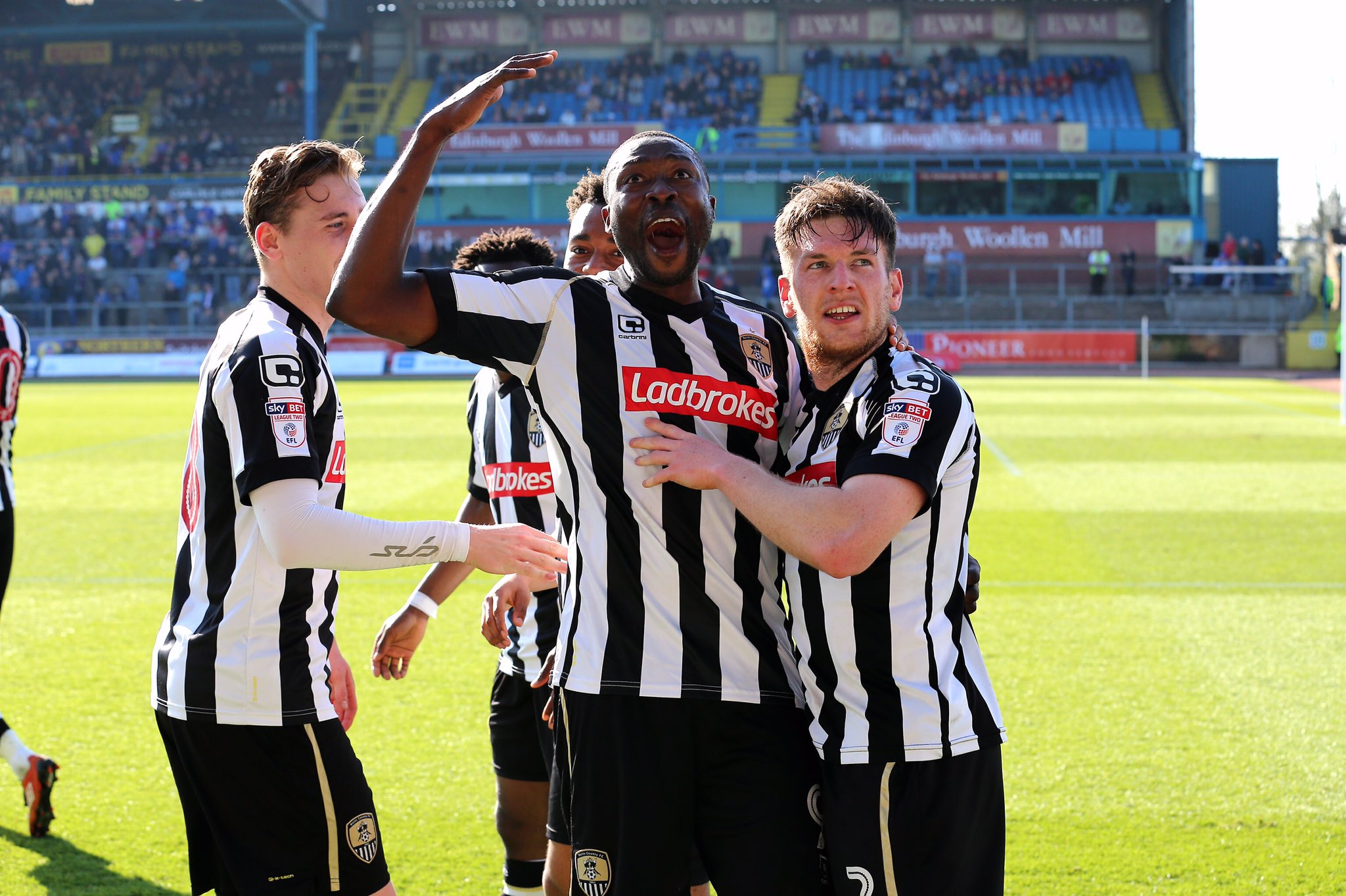 Ameobi Eyes Contract Extension At  Notts County ‎