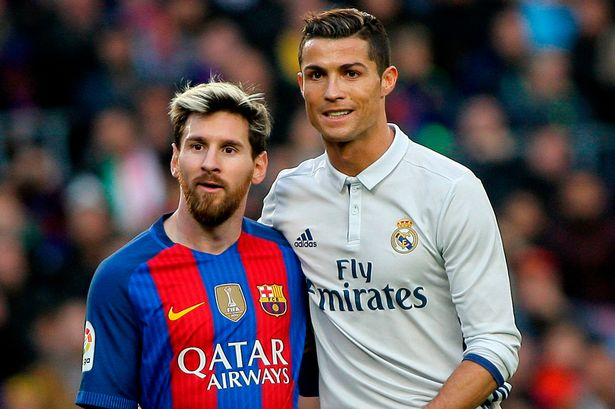 Odegbami: Messi, Ronaldo, And The Greatest Player In History Debate!