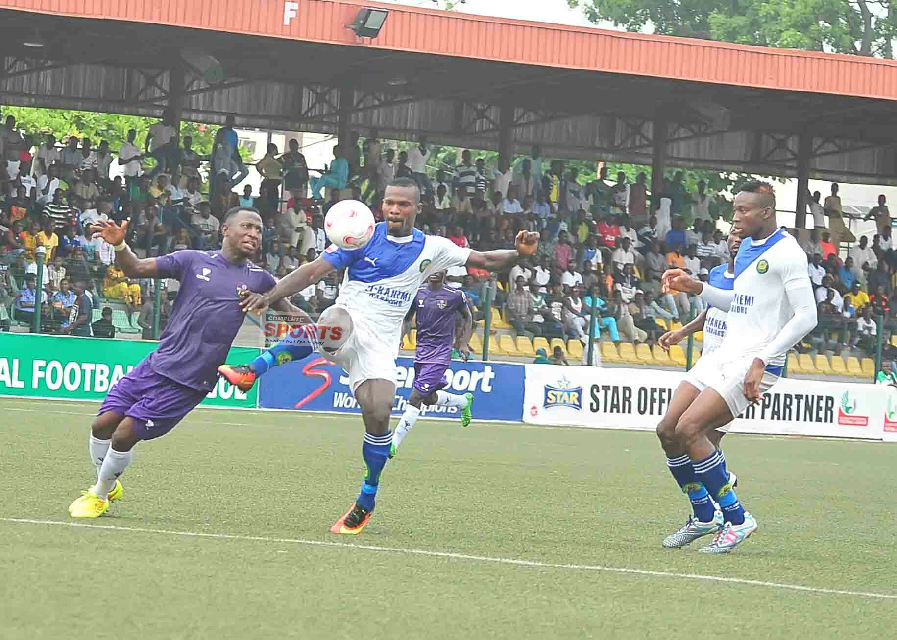 Akwa United Host Ambitious MFM At Akpabio Stadium Fortress; Plateau Eager To Go Top With Win Over Katsina