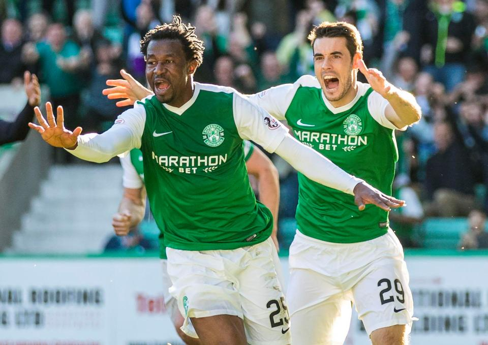 Ambrose To Sign Two-Year Deal With Hibernian