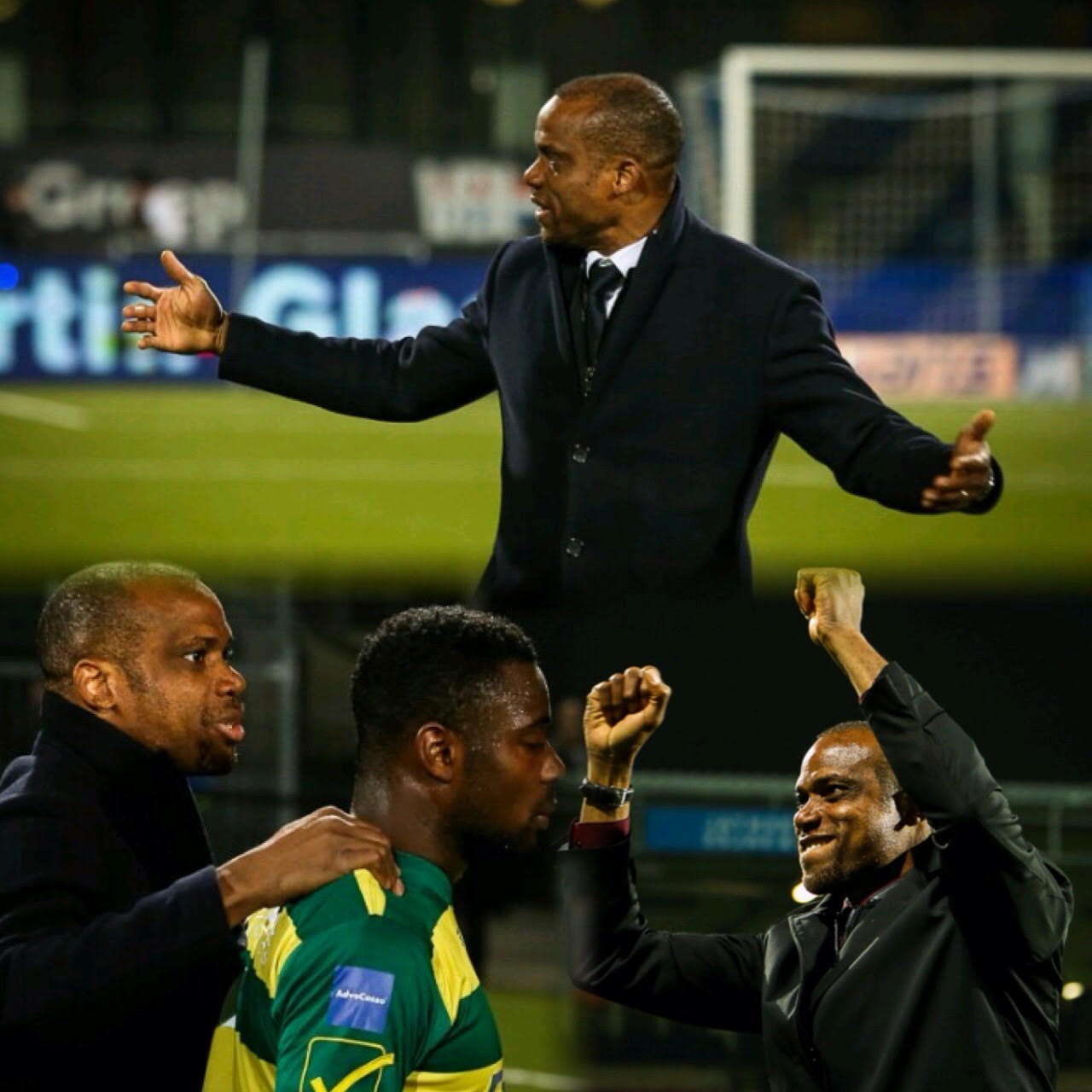 INTERVIEW Oliseh:My Sittard Job Good For African Coaches; Why I Can't Sign Nigerian Players