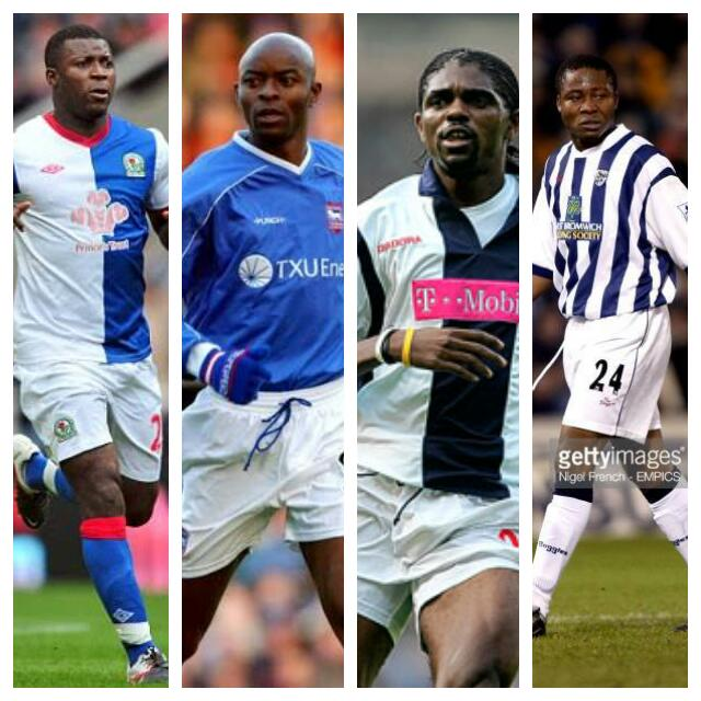 EAGLES GO DOWN: 5 Nigerian Superstars Relegated With EPL Clubs