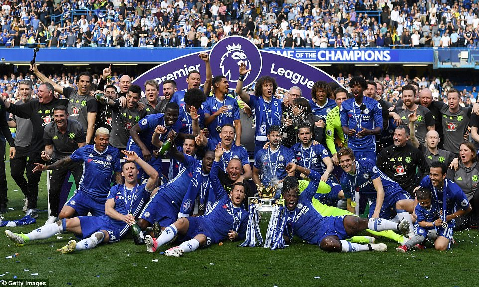 Chelsea cancel title victory parade in wake of Manchester terror attack
