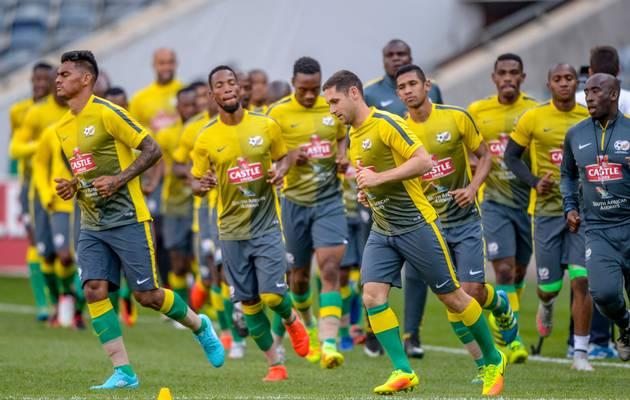 Complete Sports Nigeria | Baxter Names 25-Man Bafana Squad ...