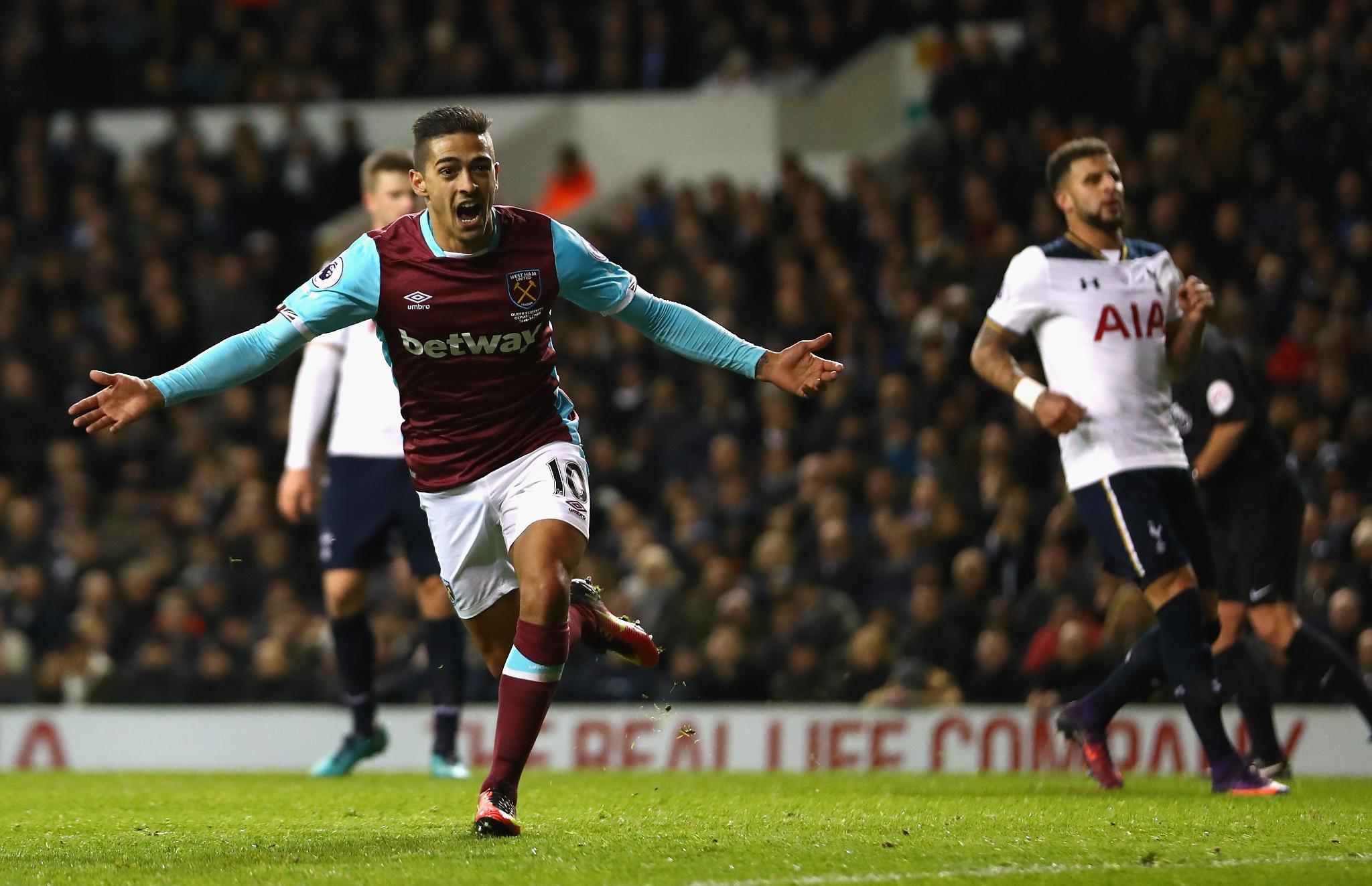 West Ham Deal Tottenham EPL Title Blow, Boost Chelsea Chances