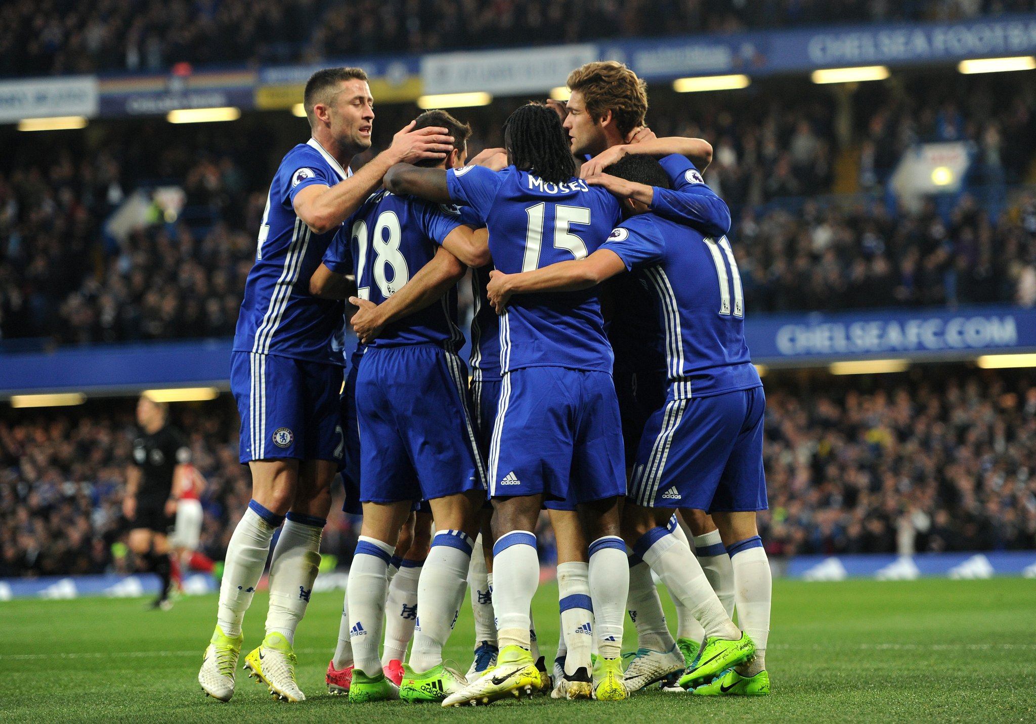 Chelsea Cancel EPL Victory Parade Over Manchester Terror Attack
