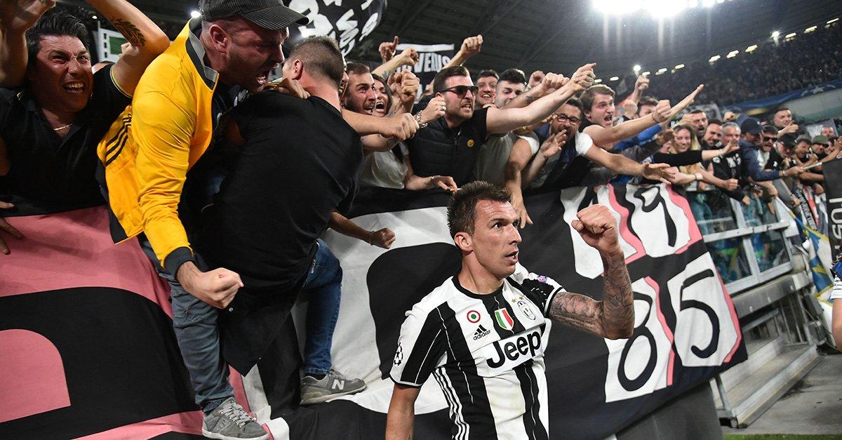 Juventus beats Monaco 2-1 to reach Champions League final
