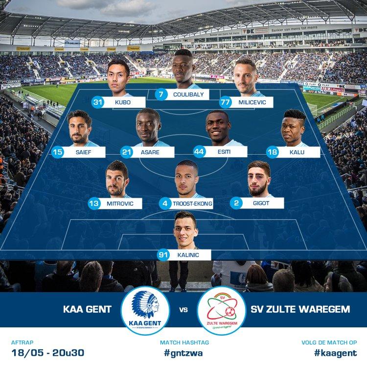 Belgian Play-Offs: Kalu, Akpala Score As Gent, Oostende Win; Esiti, Ekong Shine