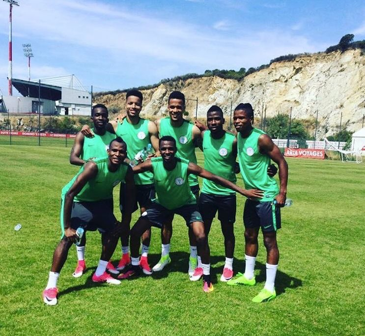 Echiejile Hails New Super Eagles Stars Despite Corsica Draw