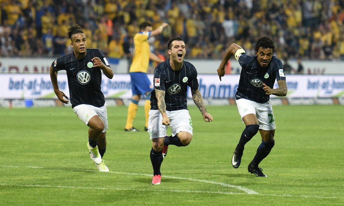 Osimhen In Action As Wolfsburg Retain Bundesliga Slot