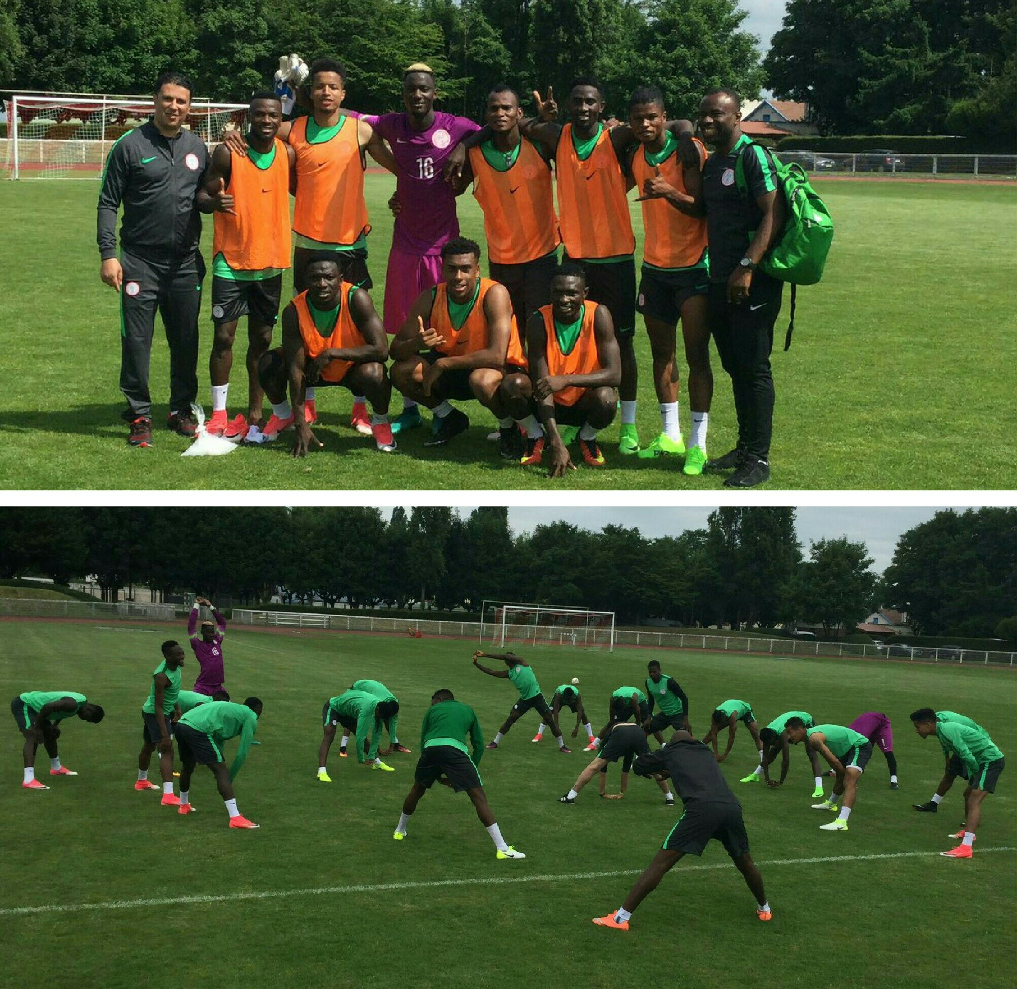 Nigeria Drops Moses, Mikel for Nations Cup Qualifiers, Invites Youssef