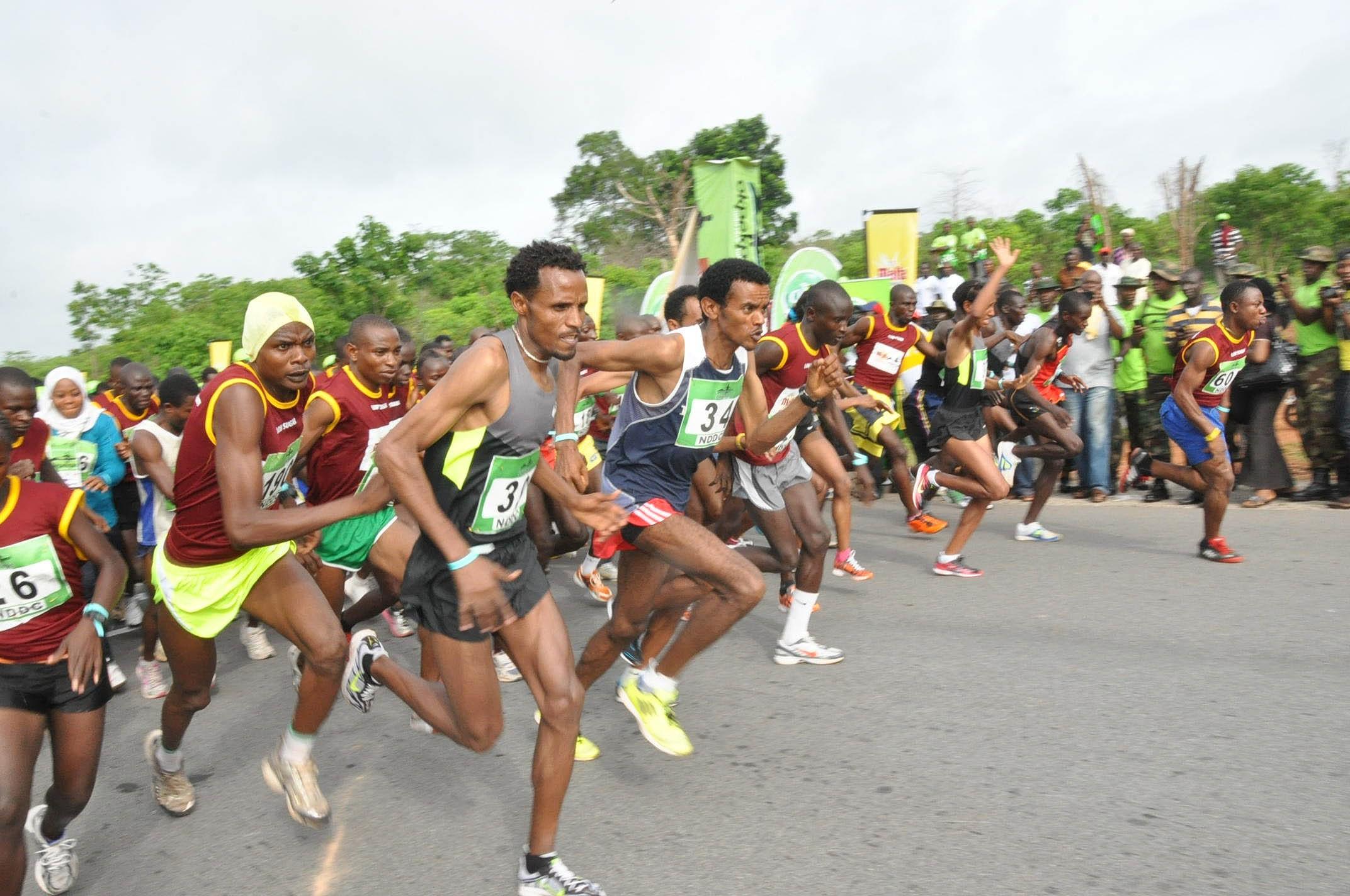 Okpekpe Race