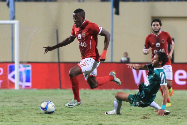 Ajayi Scores As Ahly Clinch Egyptian Title; Egbuchulam Makes Hacken Debut