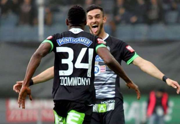 Edomwonyi Scores, Oboabona In Action As Rizespor Seek Relegation Escape