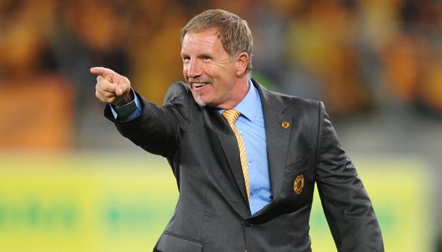 Baxter: Injury-Ravaged Bafana Will Be Super Eagles 'Nightmare'