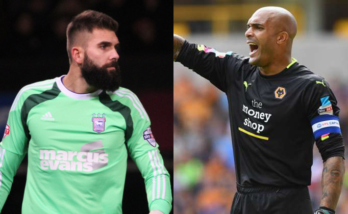Wolves Look To Set Up Tough Competition For Ikeme, Target Top Ipswich Keeper