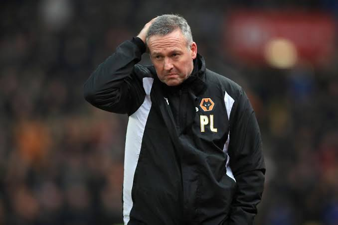 ikeme 39 s manager at wolves paul lambert sacked complete. Black Bedroom Furniture Sets. Home Design Ideas