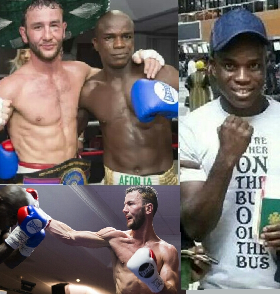 Afonja Warrior: I Lost Commonwealth Boxing Title Fight Due To Poor Treatment, Home Advantage To English Boy