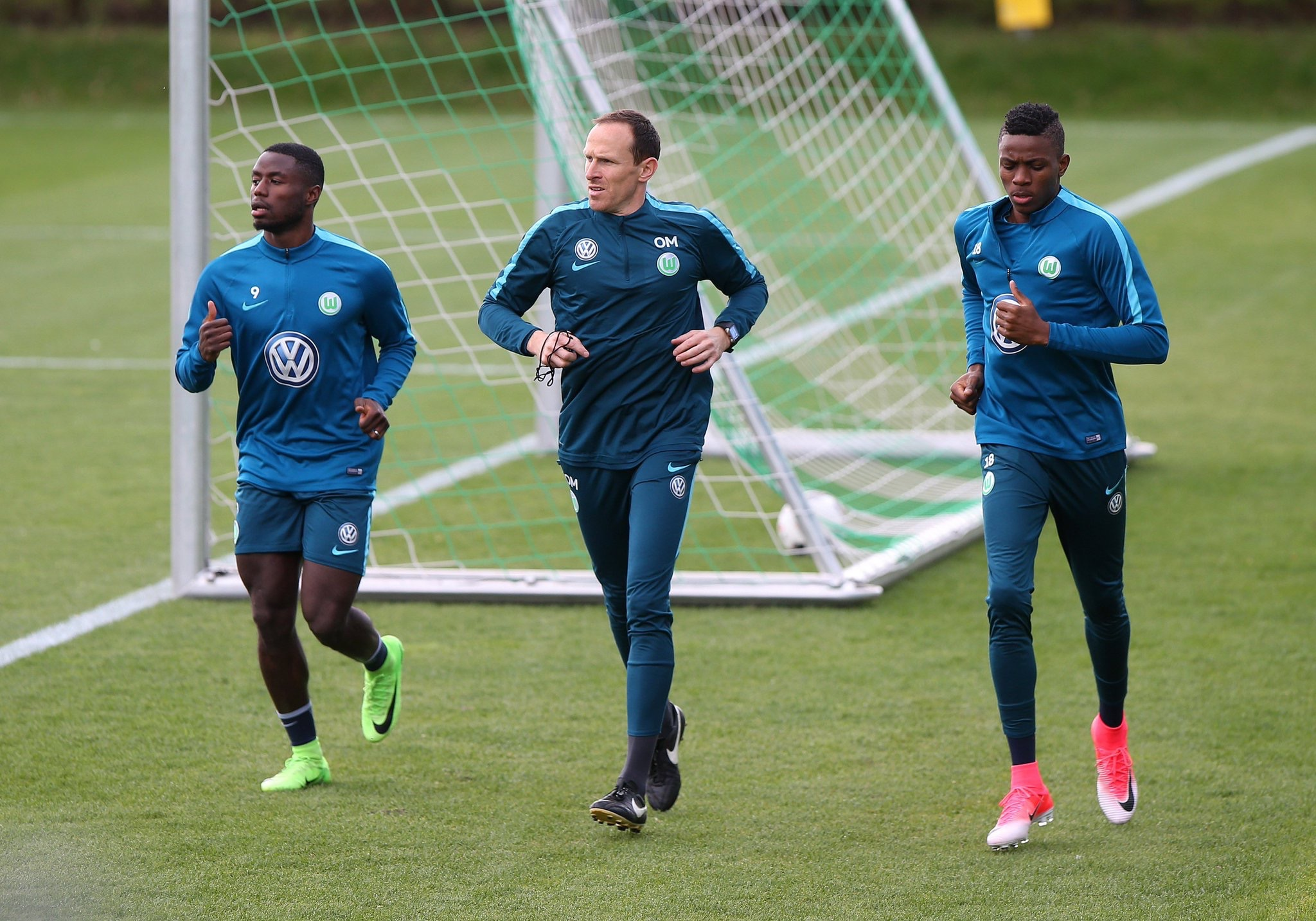 Osimhen Set For Wolsfburg Bundesliga Debut Vs Frankfurt