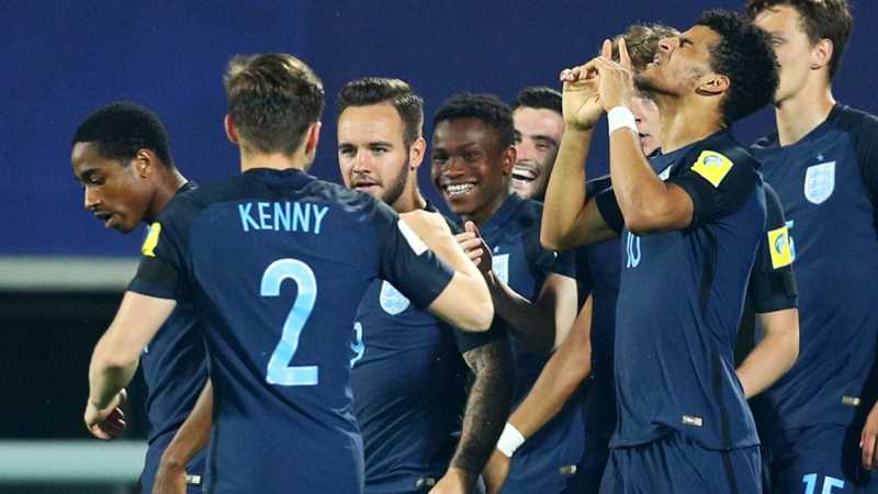 U-20 W/Cup: Solanke Scores, Onomah Sent Off As England PipMexico, Advance into Semis