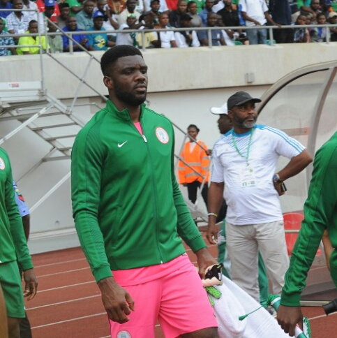 Akpeyi: Eagles Didn't Underrate Bafana, We'll Bounce Back