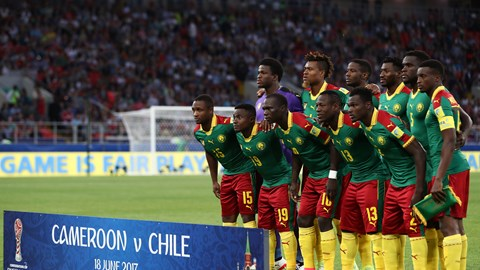 Sam Sodje: Eagles Can Exploit Slow Cameroon In World Cup Qualifiers