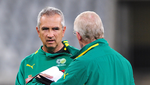 South Africa Get Goalkeepers Trainer For Super Eagles Clash