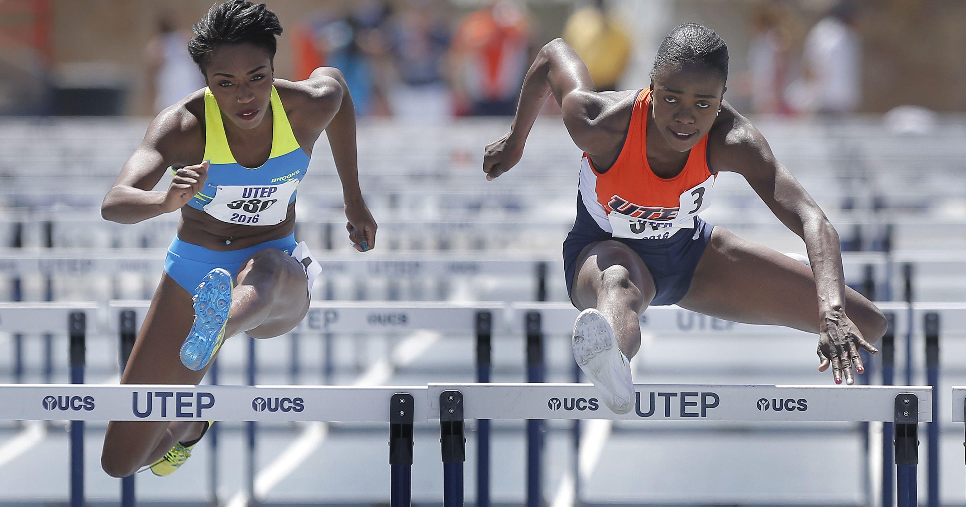 Nigeria's Amusan Claims American NCAA 100m Hurdles Crown