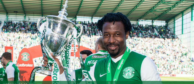 Hibernian Happy As 'Quality' Ambrose Signs Two-Year Deal