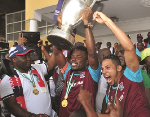 Aiteo Is Federation Cup New Title Sponsor, To Dole Out N300m In Five Years