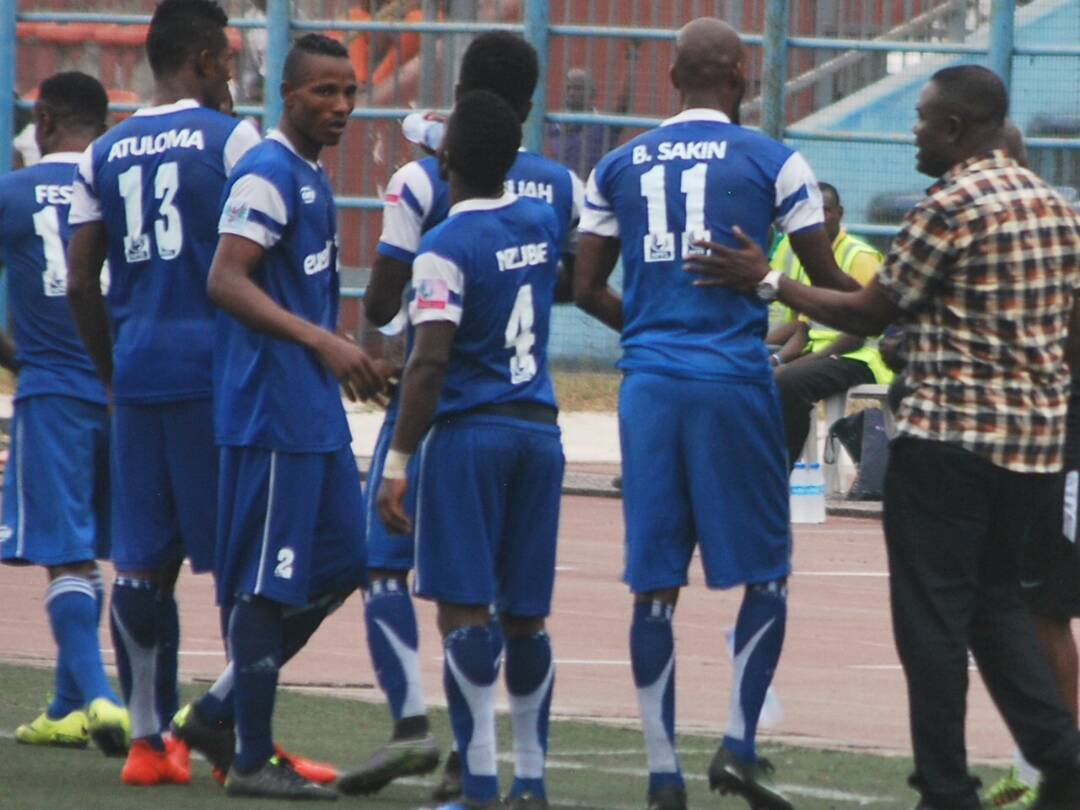 Kpakor: Rivers United Can't Afford To Lose To Uganda's KCCA