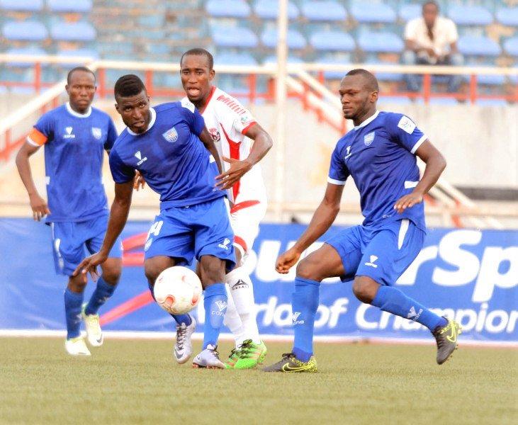 NPFL: MFM End IfeanyiUbah Run As 3SC, Enyimba Win; Rangers Fumble