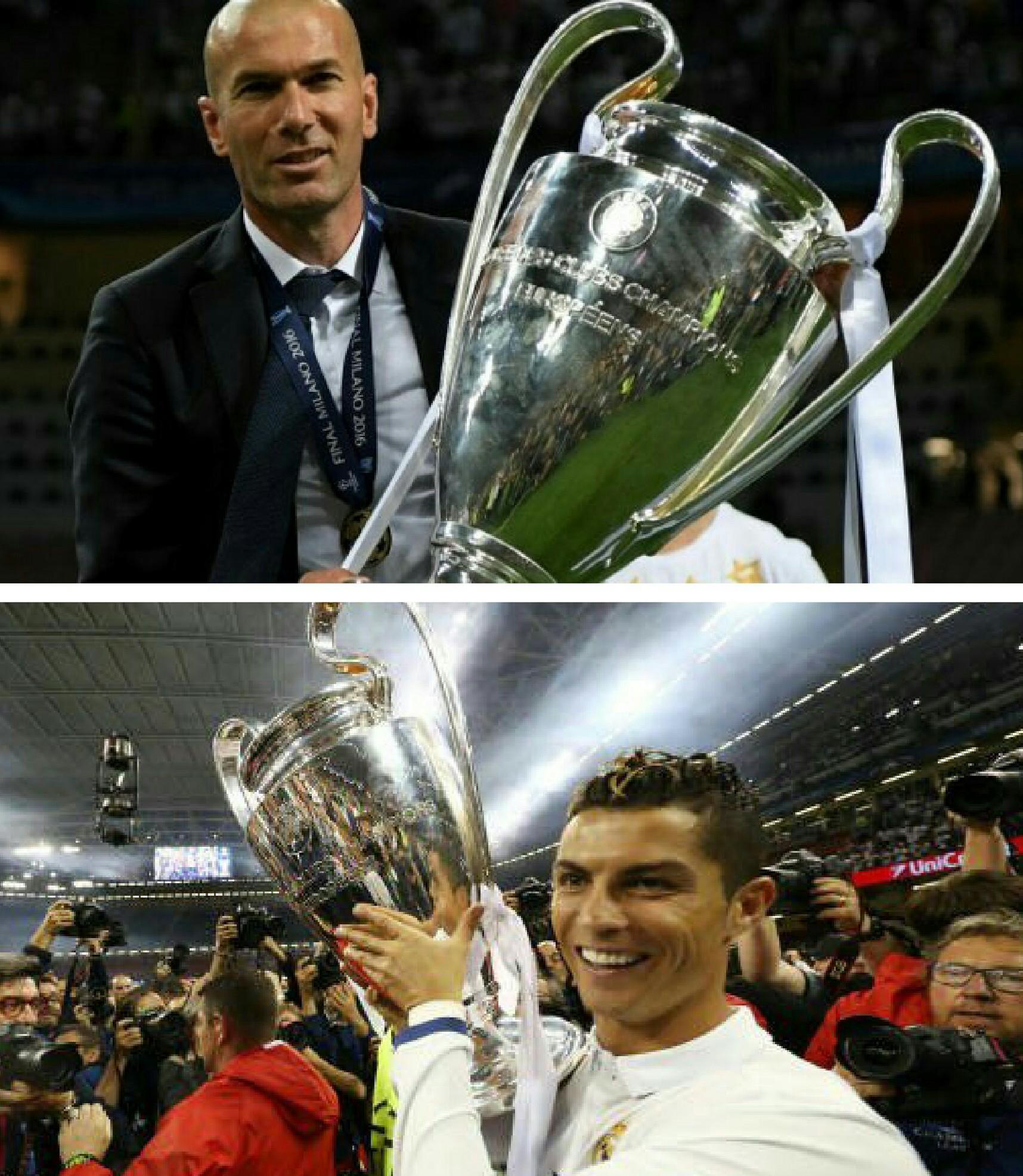 Former Juventus Star Oliseh HailsReal Madrid's UCL Win