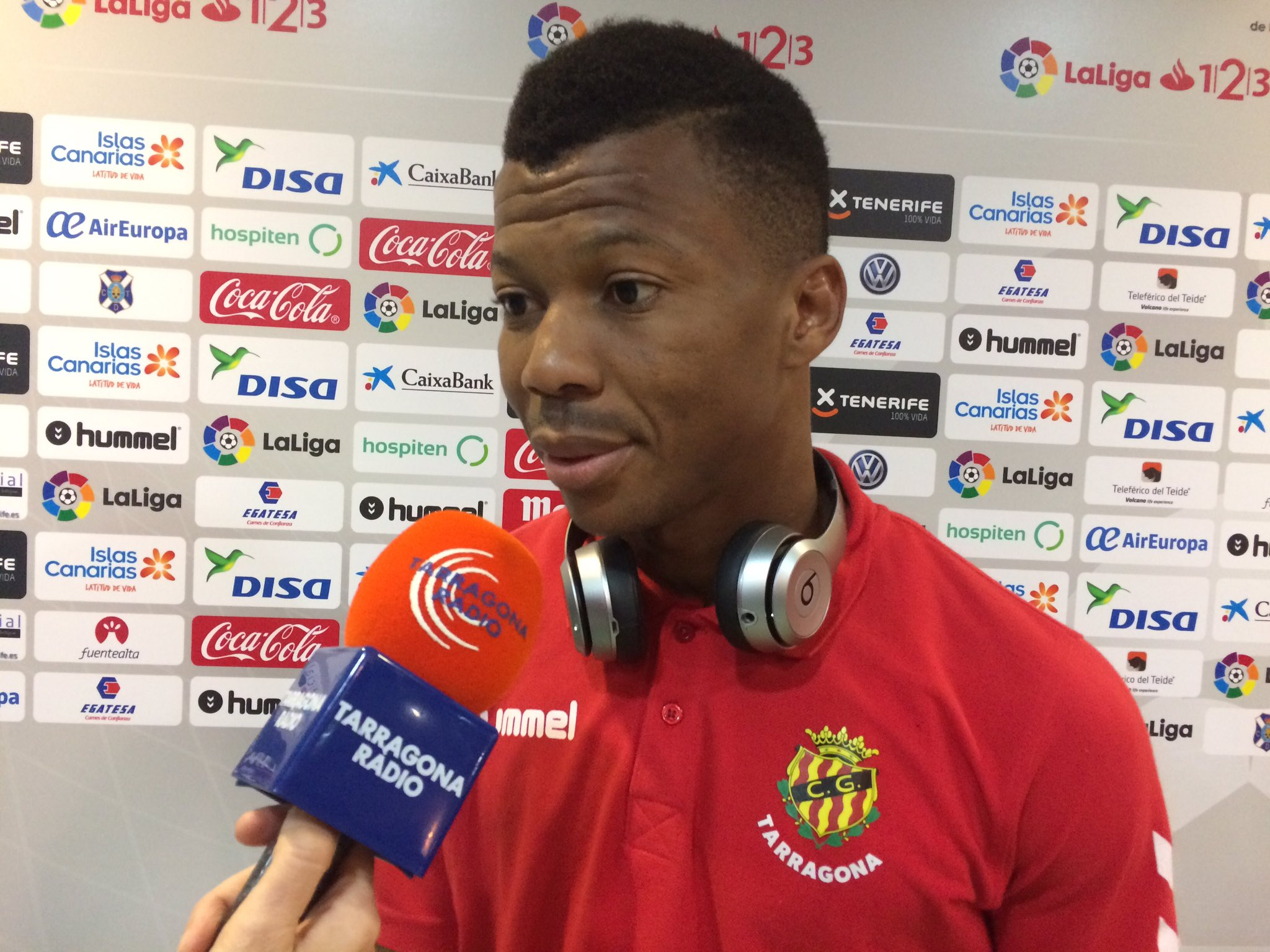 Ike Uche CelebratesGimnastic's Relegation Escape;Kalu Uche, Azeez Also Avoid Demotion With Almeria
