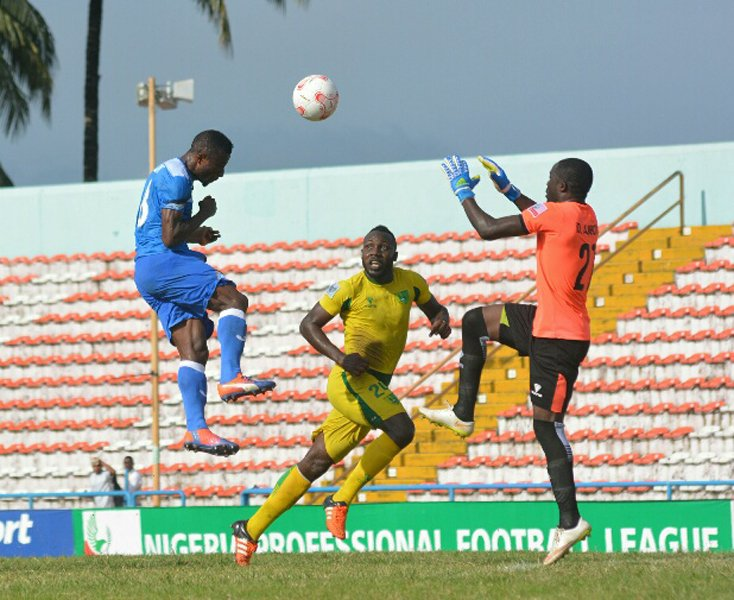 NPFL: Plateau Stun Sunshine, Stay Top; El-Kanemi, Gombe Drop Home Points To Rangers, Enyimba