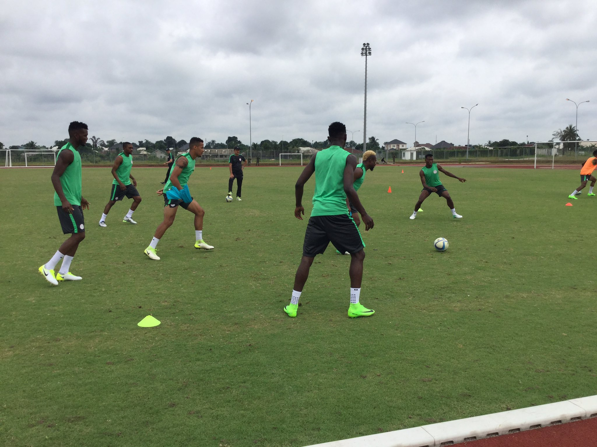 Ezenwa: Poor Record Against Super Eagles Will Fire Up Bafana Bafana