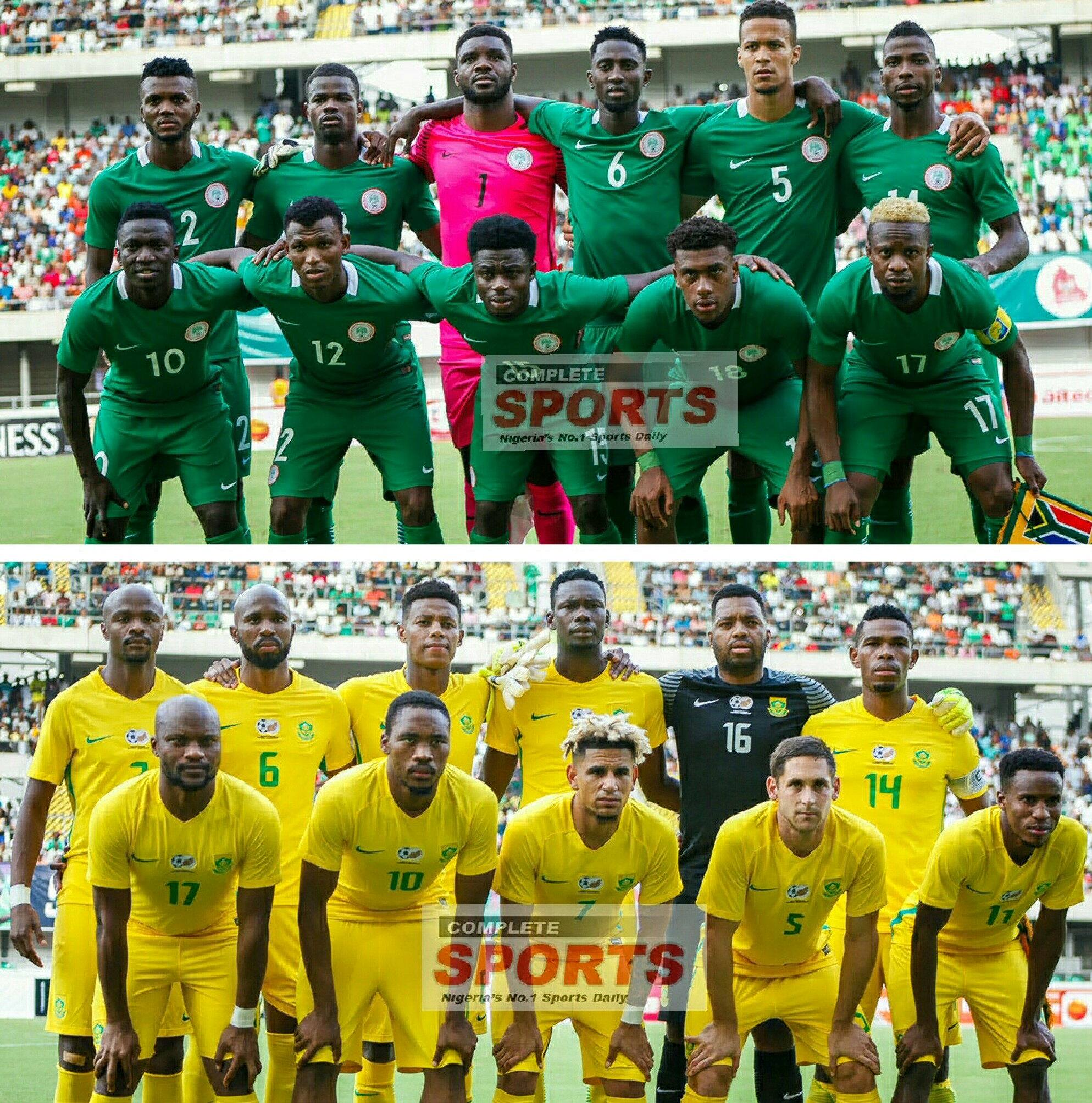 Odegbami: Eagles –This Time Truly Beaten!