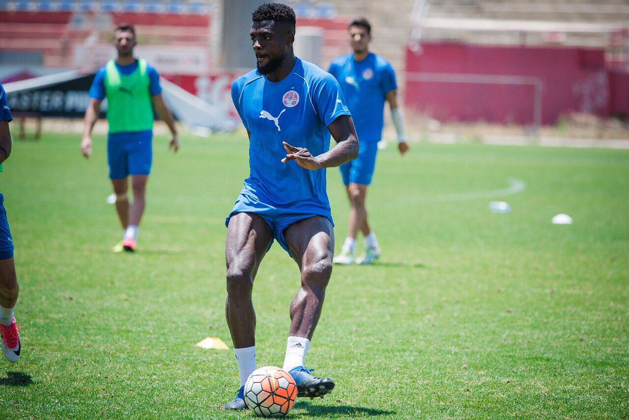 Ogu Targets Improved Campaign With Be'er Sheva After League Success