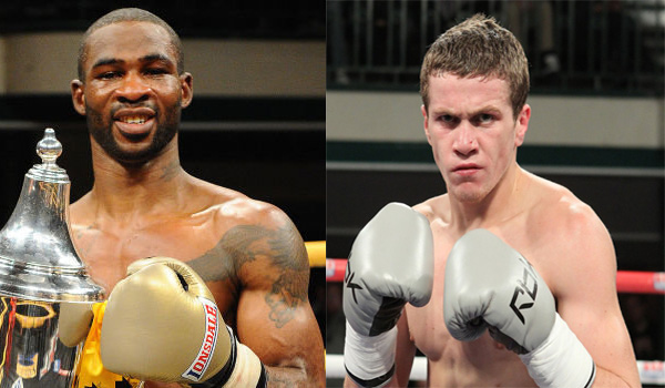 Corcoran: I want To Beat My Friend Larry ‎To WBO Welterweight Crown