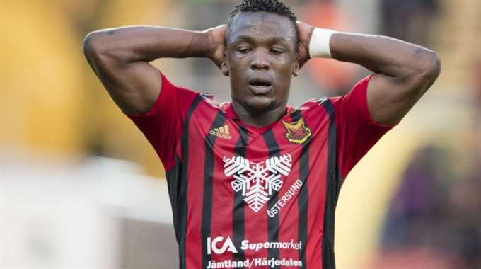 Swedish League Pre-Season: Gero In Action As Oestersunds Suffer Heavy Defeat