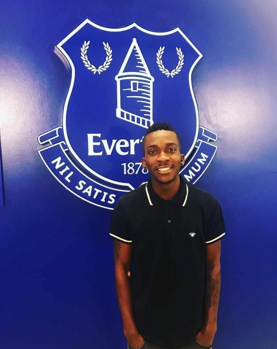 Everton Confirm 5-Year Deal, Anderlecht Loan For 'Exciting' Onyekuru