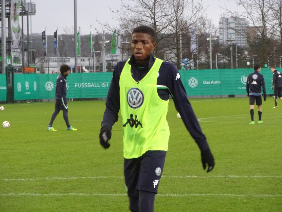 INTERVIEW Osimhen: Eagles Missed Mikel Vs Bafana, I'm Ready To Be Wolfsburg's No.1 Striker