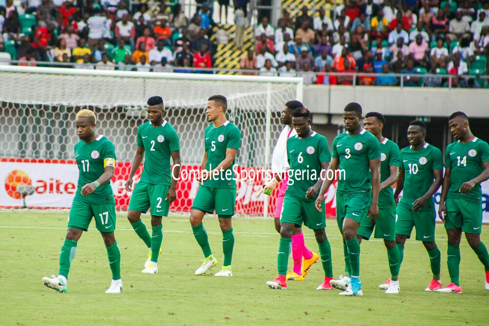 Onazi: Super Eagles Missed Experienced Players Vs Bafana Bafana