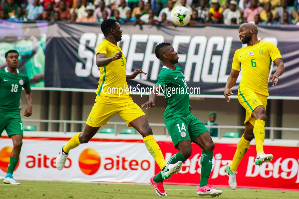 5 Reasons Why Super Eagles Got Humiliated By Bafana Bafana