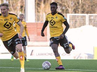 Gabriel, Egwuekwe In Action, Salami Missing As KuPS Lose At Home