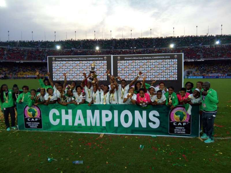 FIFA Women's Ranking: Super Falcons Retain 34th Spot, Remain Africa's Number One