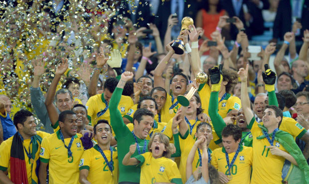 CHAMPIONS‎ OF CHAMPIONS!: Past Winners Of FIFA Confederations Cup
