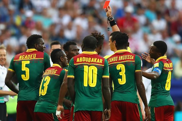 Ekpo: Cameroon Failed To Take Chances Vs Germany, But Did Africa Proud At Confed Cup
