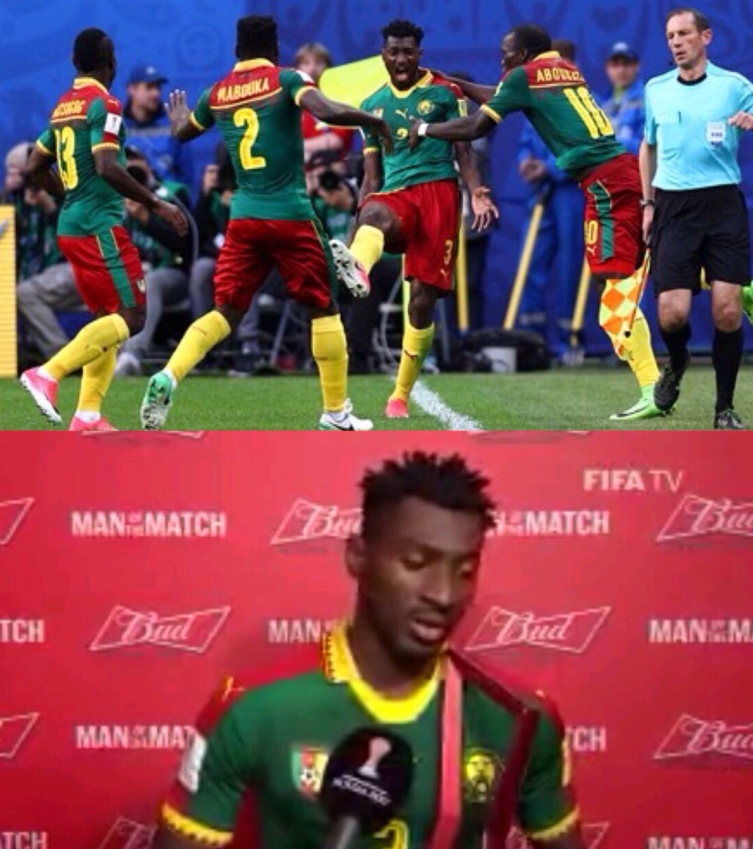 Cameroon Goal Scorer, Anguissa: 1-1 Not Result We Wanted Vs Australia,  Now We Must Beat Germany