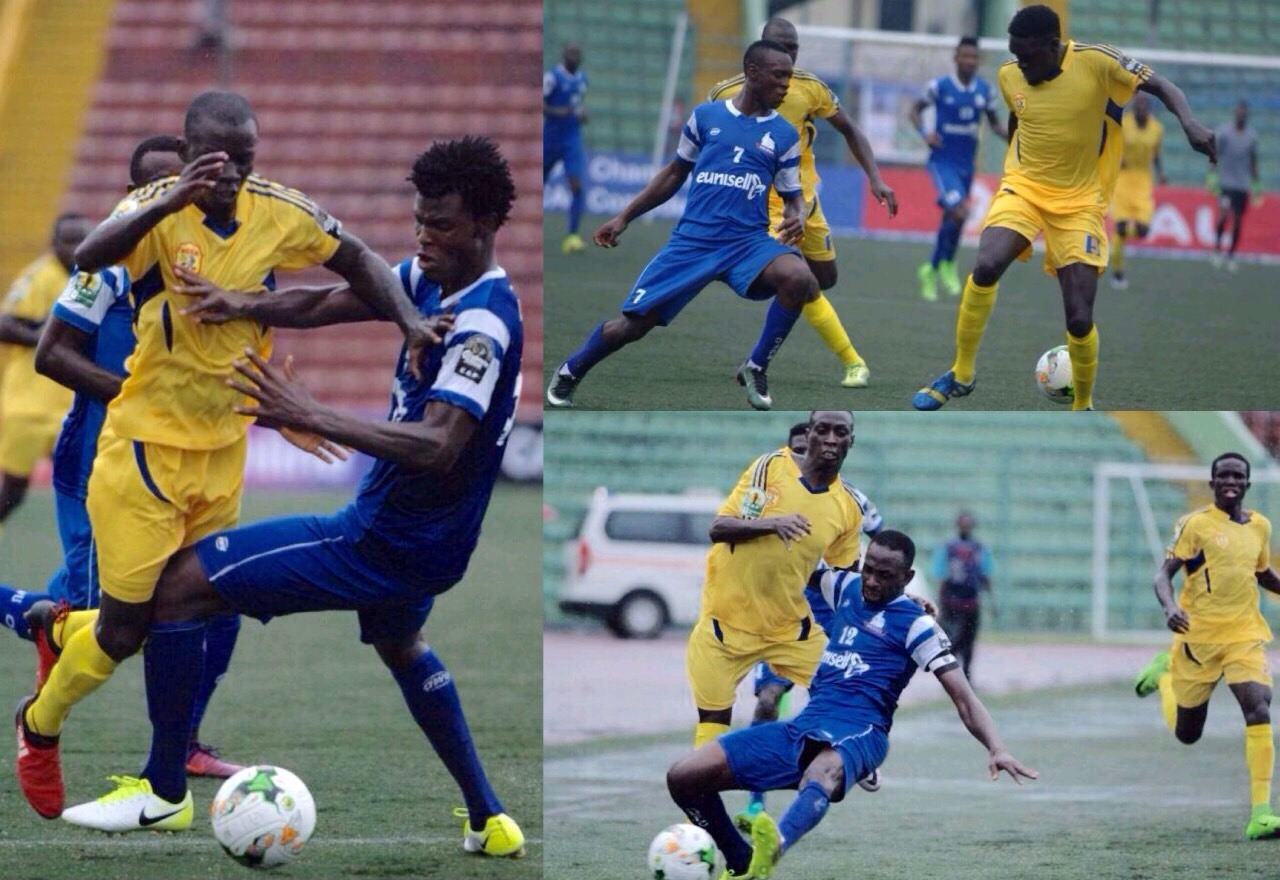 CAFCC: Eguma Rues Rivers United's Marginal Win Over KCCA